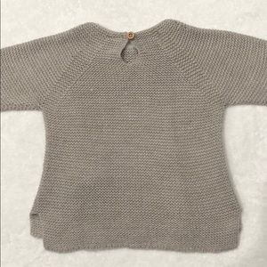 Zara Shirts & Tops - Zara Baby knitwear